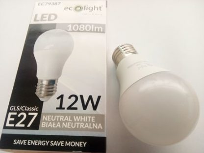 ecolight led žárovka