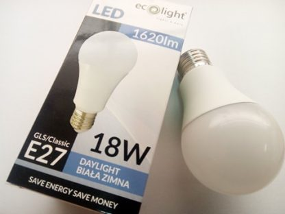Led žárovka Ecolight
