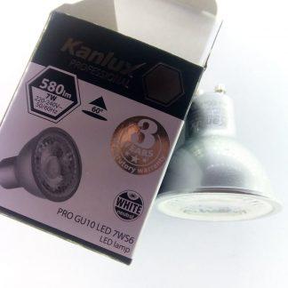 led žárovka Kanlux gu10