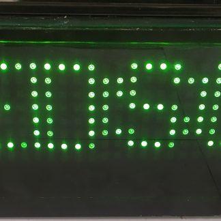 Reklama led světelný panel